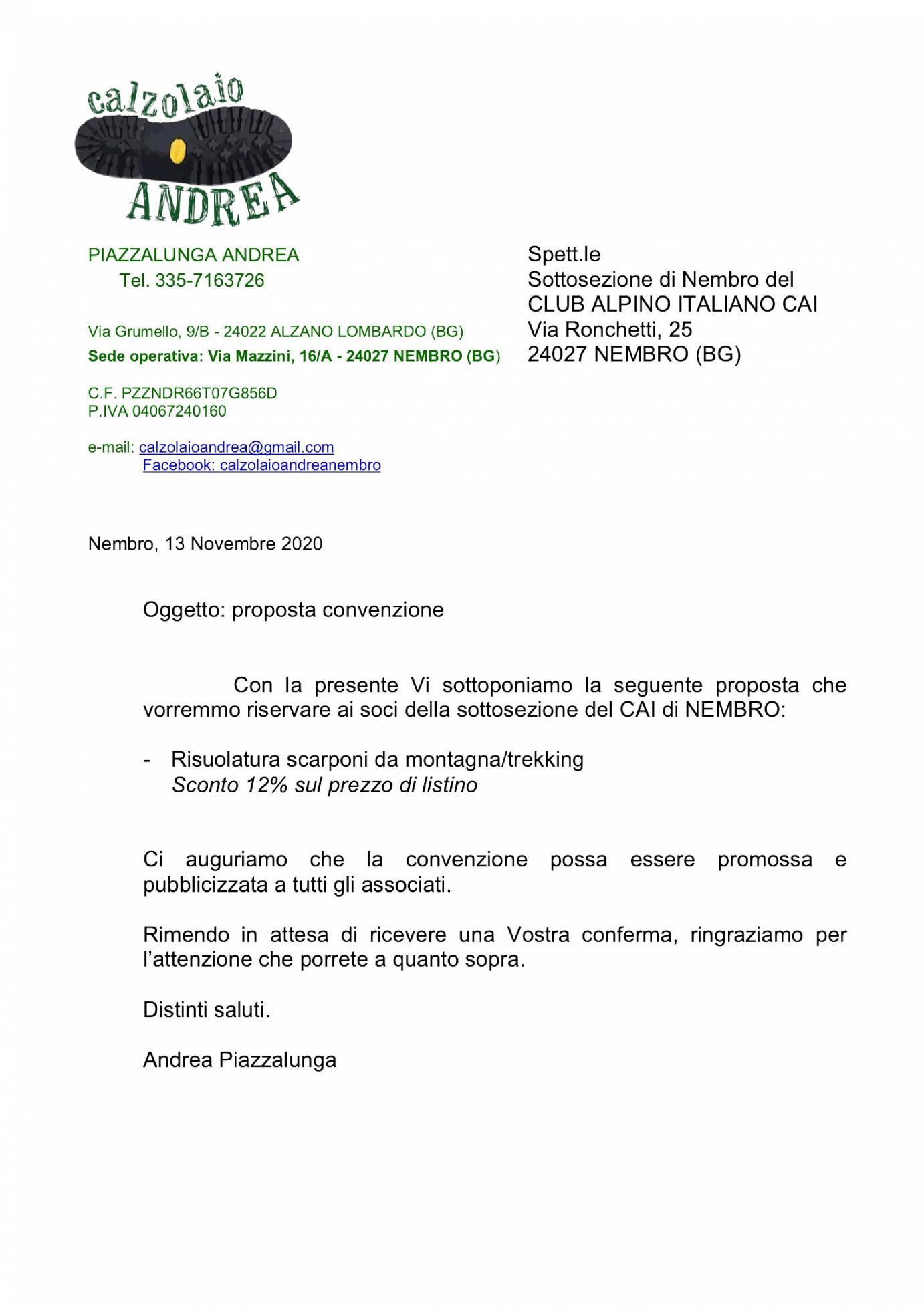 Calzolaio Andrea